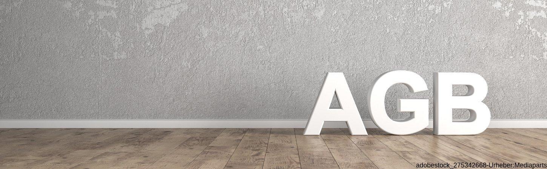 AGBs - Die Allgemeinen Gschäftsbedinungen der Firma Holzmann
